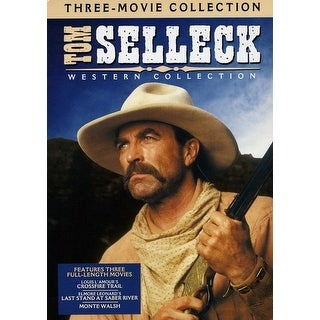 Tom Selleck Western Collection [DVD]