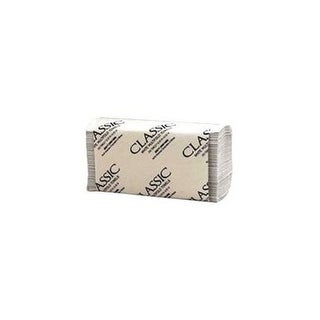 North American Paper 891499 Bleached Mult Fold Paper Towel, White