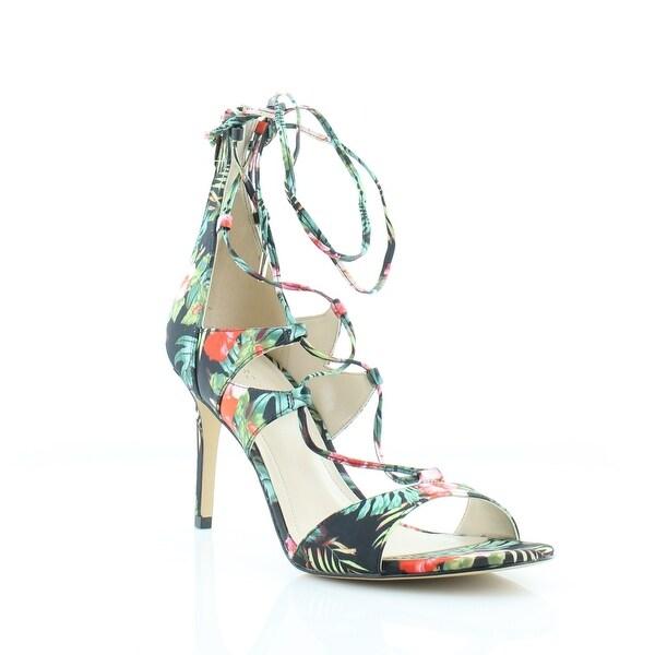 Marc Fisher Ballad Women's Heels Black Multi - 8
