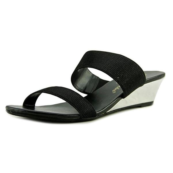Athena Alexander Spend It Women Black Sandals