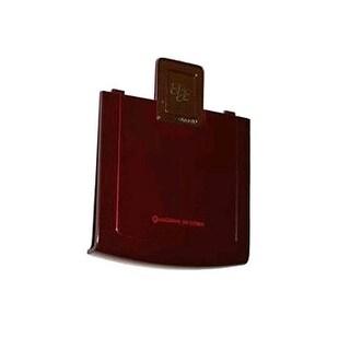 OEM Battery Door Back Cover for BlackBerry 8830 (Red)