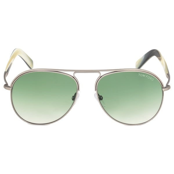 610d60332836c Shop Tom Ford Cody Pilot Sunglasses FT0448 14P 56
