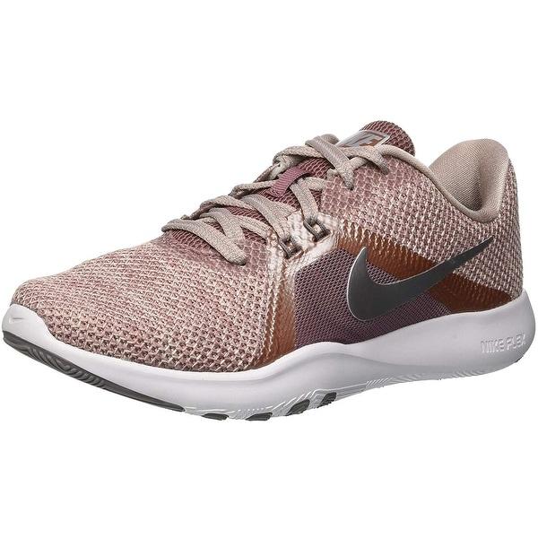 0e43ecaf2ad0 Shop Nike W Flex Trainer 8 Prm Womens 924340-200 Size 9 - Free ...