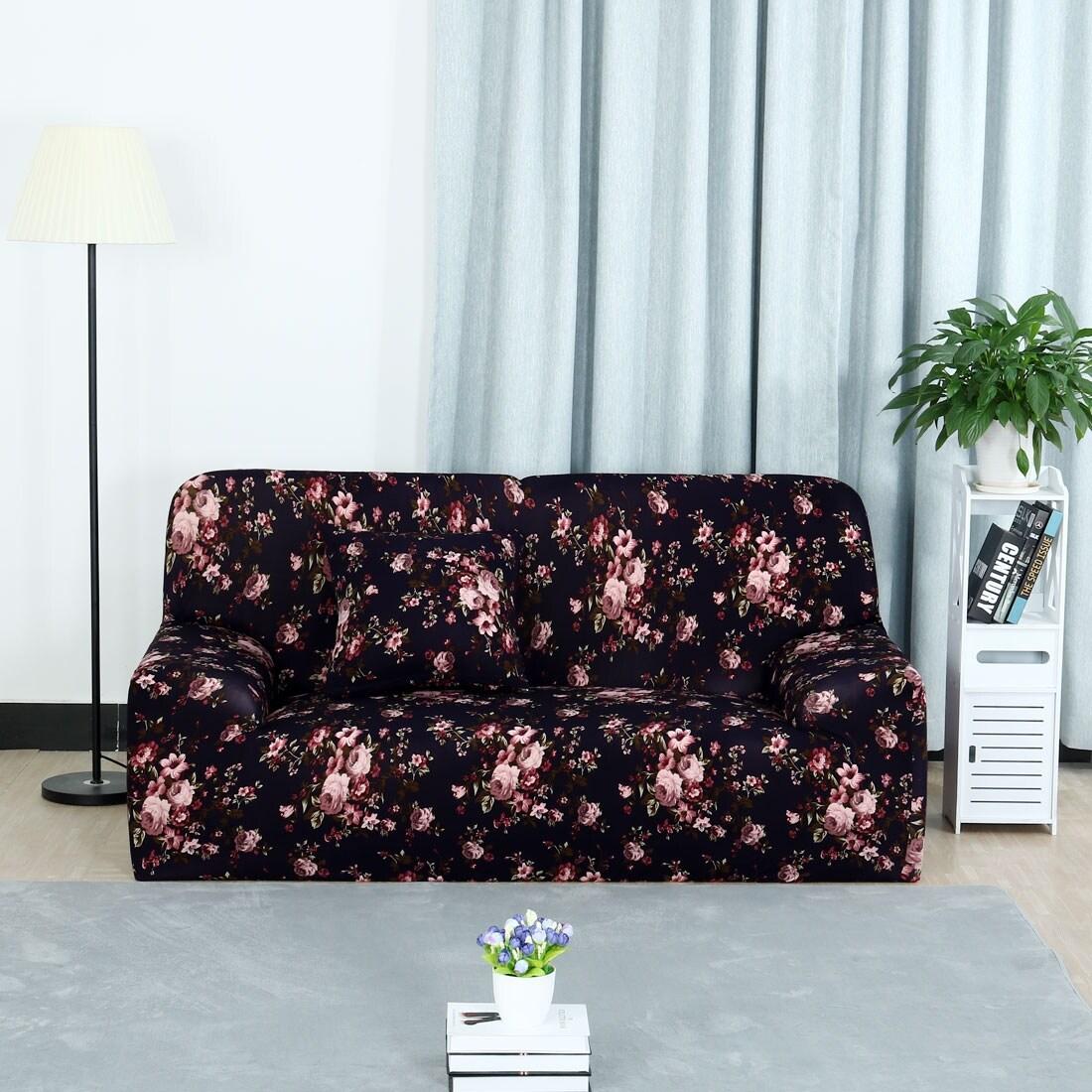 4 Seats Cover Sofa Loveseat