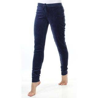 Womens Navy Pants Juniors Size XS