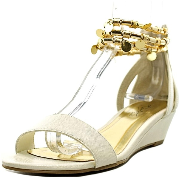 Thalia Sodi Womens Lordes Open Toe Casual Ankle Strap Sandals