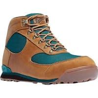 Danner Men's Jag Urban Hiking Boot Distressed Brown Full Grain Leather/Deep Teal