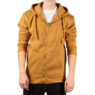 Riflessi Men's Full-Zip Heavyweight Hoodie
