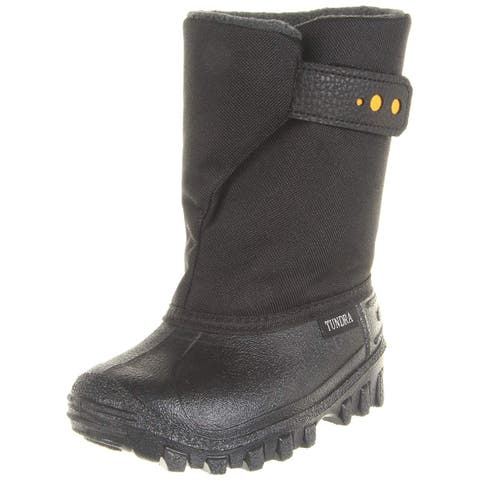 Kids Tundra Girls Teddy 4 Ankle Snow Boots