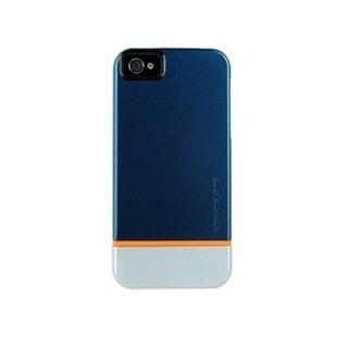 Body Glove Icon Hybrid Case for Apple iPhone 5 (Blue/Silver/Orange)