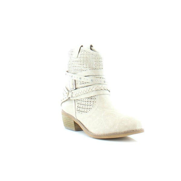 Naughty Monkey Vanoora Women's Boots Beige - 7