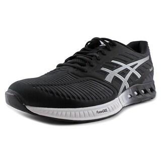 Asics FuzeX Men Round Toe Synthetic Running Shoe
