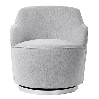 Link to Uttermost Hobart Casual Swivel Chair Similar Items in Living Room Chairs