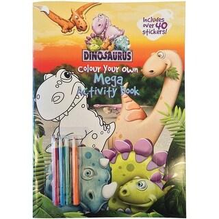 Dinosaurus Activity Book W/Pencils-