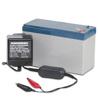 Humminbird 770028-1 GCBK Portable Gel Battery Kit F / PTC U / PTC UNB 770028-1