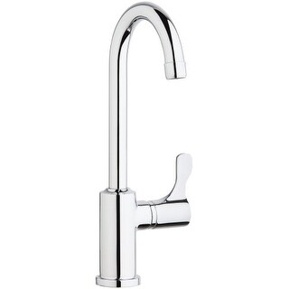 Elkay LKDVR208513C High-Arc Bar Faucet with Right Side Handle