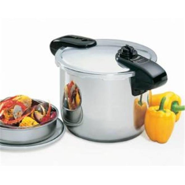 Shop Presto 01370 Professional 8 Quart Stainless Steel Pressure Cooker