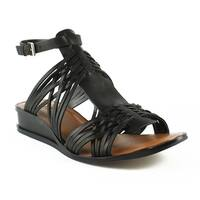 1.STATE Womens Maliyah Black Sandals Size 8.5