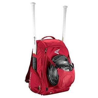Easton Walk-Off IV Bat Backpack (Red)