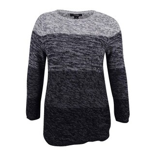 Style & Co. Women's Plus Size Ombre Sweater