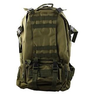 Outdoor Trekking Climbing Camping Hiking Backpack Large Capacity Bag Army Green