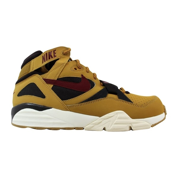 Shop Nike Men s Air Trainer Max  91 Haystack Team Red-Velvet Brown ... 01d5af6f6