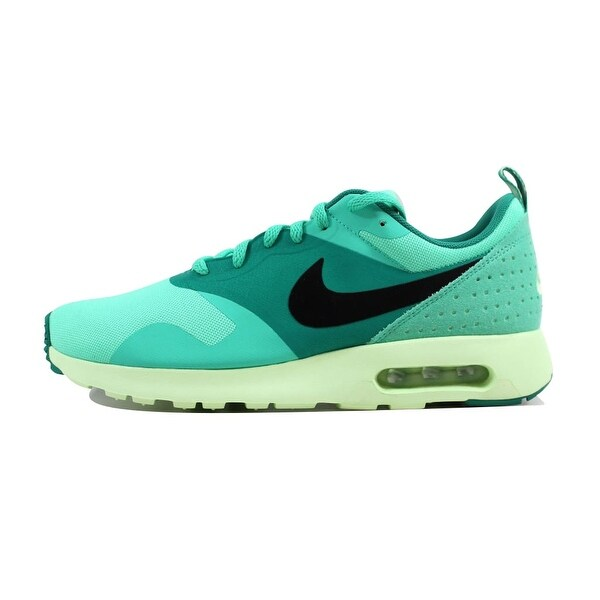 Nike Air Max Tavas Green GlowBlackMintEmerald Green | www
