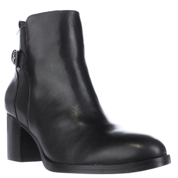 Lauren Ralph Lauren Genna Ankle Boots, Black