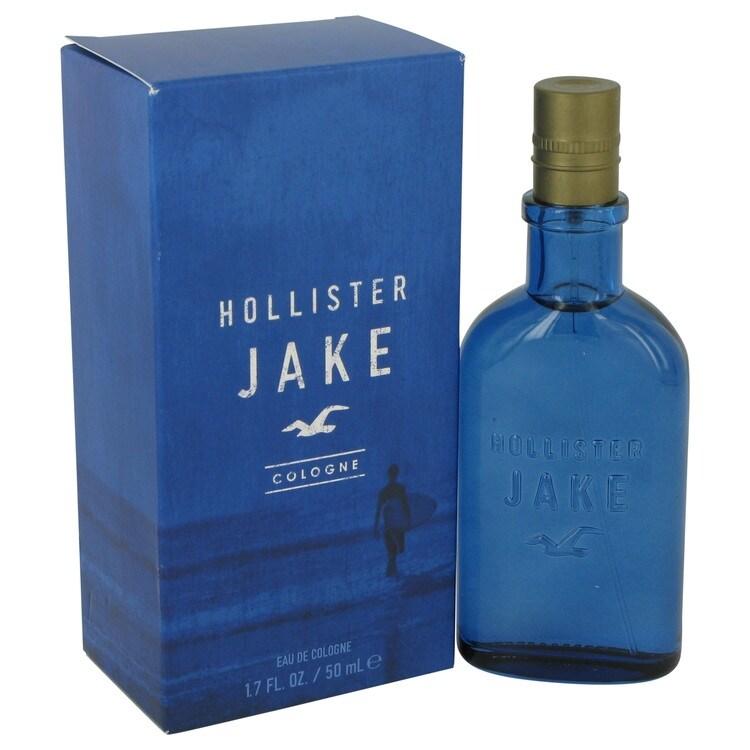 Hollister Jake Blue by Hollister Eau De Cologne Spray 1.7 oz For Men (1.1 - 2 Oz.)