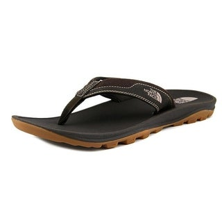 The North Face Hedgehog 3-point Round Toe Leather Water Shoe