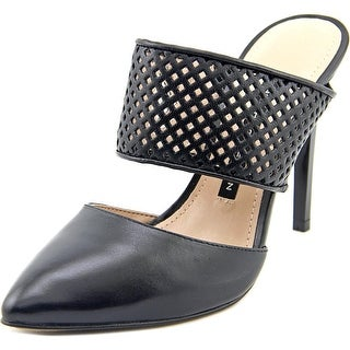 French Connection Mollie Women Pointed Toe Leather Heels