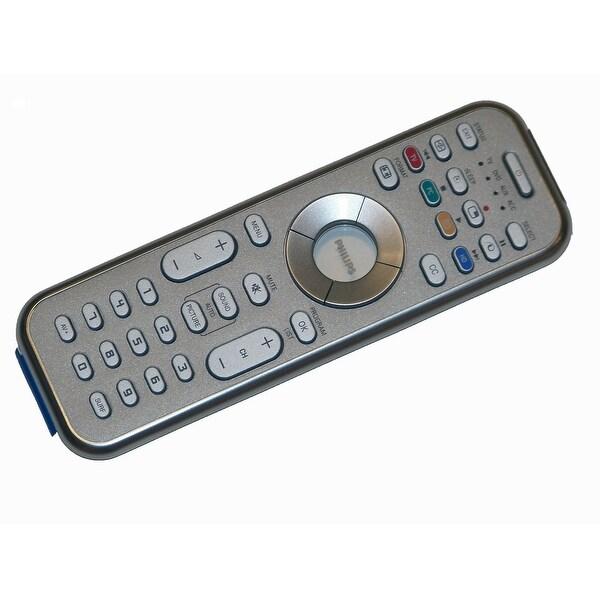 OEM Philips Remote Control Originally Shipped With: 23PF9946, 23PF9946/37, 23PF994637, 23PF9966, 23PF9966/37, 23PF996637