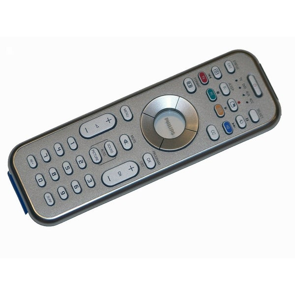Philips Remote Control Originally Shipped With: 26PF9966/37, 26PF9966137, 26PF996637, 26PF9976M/37, 26PF9976M37, 33R9368