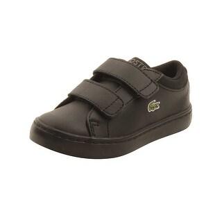 Lacoste Infant Straightset BL 1 Sneaker