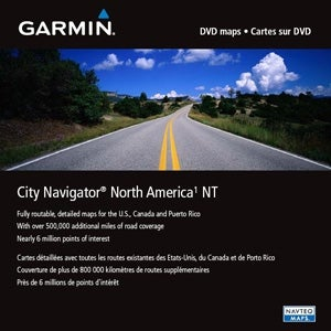 Garmin 010-10679-50 City Navigator W/ NT North America Navigational Software New