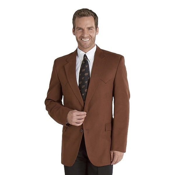 Circle S Jacket Mens Houston Long Sleeve Pointed Yokes CC4625