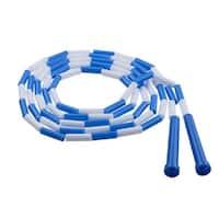 Plastic Segmented Jump Rope - 9' Long