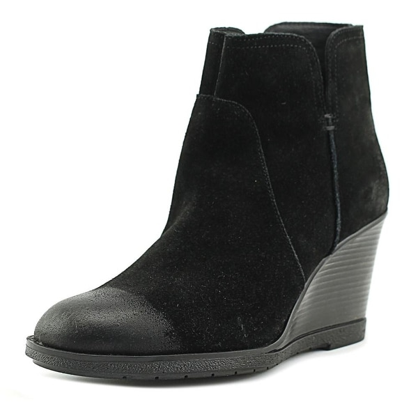 Kenneth Cole Reaction Pil-osophy Black Boots