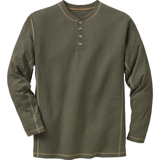 Legendary Whitetails Men's Maverick Slub Henley