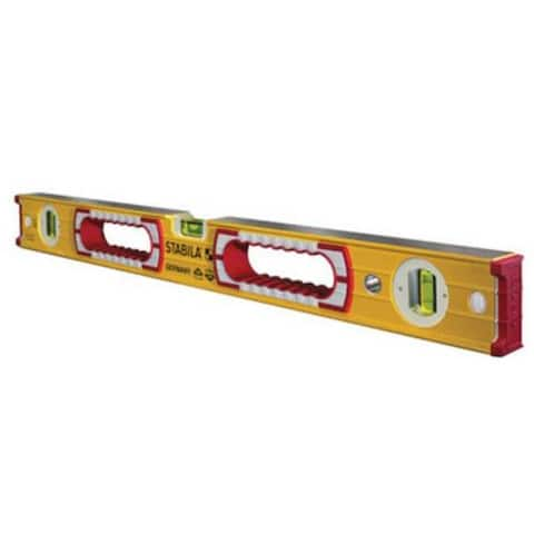Stabila 37424 Contractors Torpedo Level 24""