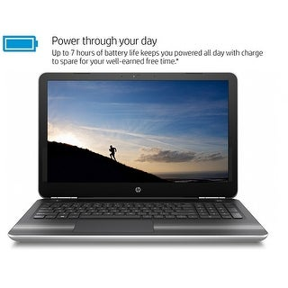 "HP Pavilion 15-au000nr 15.6"" Touchscreen Notebook PAVILION 15-au000nr (Touch) (ENERGY STAR)"