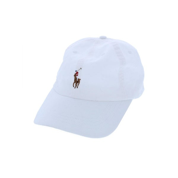 Shop Polo Ralph Lauren Mens Ball Cap Embroidered Logo - o s - Free Shipping  On Orders Over  45 - Overstock.com - 24269150 48d6828e46f