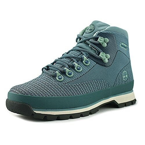 Shop Timberland Womens EURO HIKER Fabric Round Toe Ankle