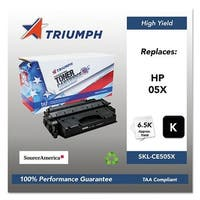 Triumph Remanufactured 05X Toner Cartridge - Black Toner Catridge
