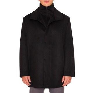 Braetan Knit Collar Jacket