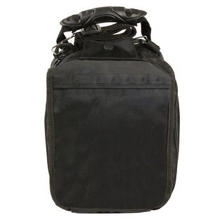 Small Nylon Magnetic Tank Bag w/ Double Access Zippers (9.5X7X12)