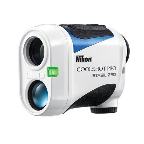 """Nikon 6x21mm CoolShot Pro Stabilized Laser Rangefinder - 3.8"""" x 1.7"""" x 2.9"""""""