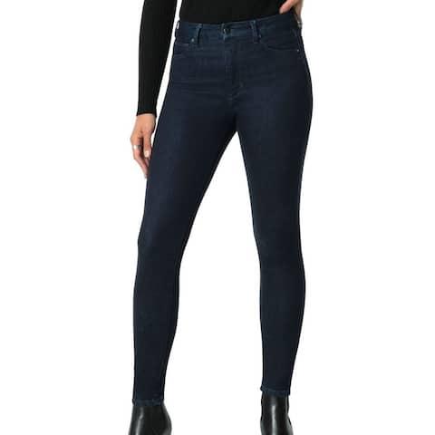 Joe's Jeans Women's Jeans Blue Size 30 Denim High-Rise Skinny Stretch
