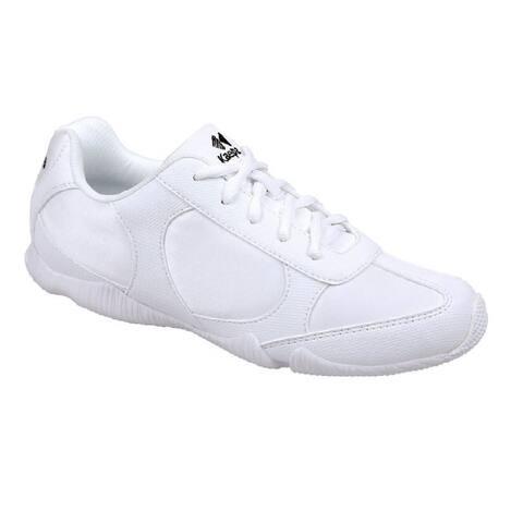 Kaepa Womens Prevail Sneaker, Adult, White
