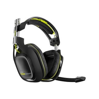 (Refurbished) Astro Gaming A50 Wireless Headset Xbox One, Black - Xbox One